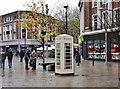 TA0928 : King Edward Square, Kingston upon Hull by Bernard Sharp