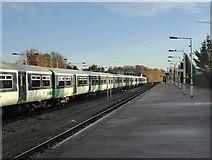 TQ2258 : Tattenham Corner station by Stefan Czapski