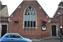 SU8586 : All Saints Church Hall by N Chadwick