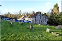 SU8499 : Speen Baptist Church by Robin Webster