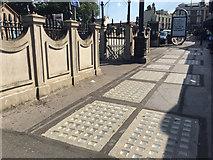TQ3370 : Closed public conveniences, Crystal Palace Parade, south London by Robin Stott