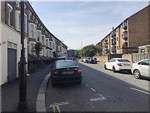 TQ3370 : St Aubyn's Road, Crystal Palace, south London by Robin Stott