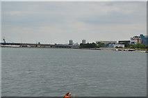 TQ4180 : Royal Victoria Dock by N Chadwick