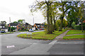 SP1298 : Wide green verge at the bottom of Wilmott Road by Bill Boaden