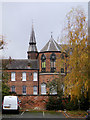 SO9198 : Former Convent building in Wolverhampton by Roger  Kidd