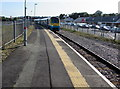 SM9006 : Milford Haven railway station by Jaggery