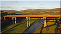 NH8028 : Findhorn road viaduct by Ian Taylor