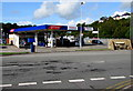 SM8906 : Tesco Fuel, Milford Haven by Jaggery
