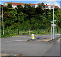 SM9006 : Milford Haven railway station this way by Jaggery
