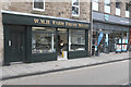 NY7064 : The Co-op and the Butchers by Bob Harvey