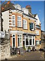 """TQ3296 : """"The Stag"""" bar and guest house, Enfield by Jim Osley"""