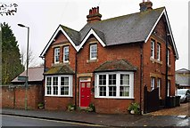 SP7006 : The former Plough (1), Priestend, Thame, Oxon by P L Chadwick