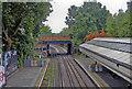 TQ1881 : North Ealing station, 2009 by Ben Brooksbank
