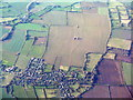 SP2802 : Clanfield from the air by M J Richardson