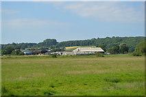 SP4709 : University Farm by N Chadwick