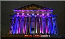SJ3490 : St George's Hall, Liverpool by Matt Harrop
