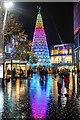 SJ3490 : Christmas Tree, Paradise Street, Liverpool One : Week 47