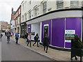 TL4458 : Change on Market Street by Hugh Venables