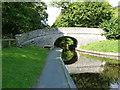 SJ2442 : Bridge 40, Llangollen Canal by Richard Law