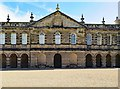 NZ3276 : East wing, Seaton Delaval Hall by Andrew Curtis