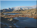 NY2503 : Summit tarns, Little Stand by Karl and Ali