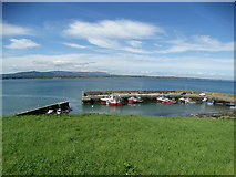 X3189 : Helvick Head Harbour, Co Waterford by Colin Park
