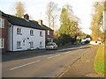 SU3631 : Stockbridge Road, King's Somborne by M J Richardson