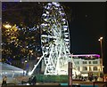 SK5804 : Leicester's 'wheel of light' at Jubilee Square by Mat Fascione