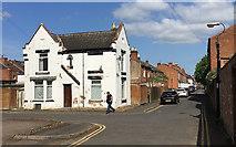 SP3265 : East on Gordon Street, Royal Leamington Spa by Robin Stott