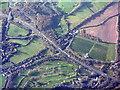 SU4568 : The A34 west of Newbury by M J Richardson