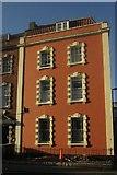 ST5973 : House on Brunswick Square, Bristol by Derek Harper