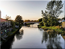 N8056 : River Boyne at Trim by David Dixon