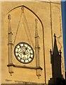 ST5973 : Clock on tower, St Paul's church, Bristol by Derek Harper