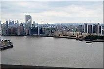 TQ3979 : River Thames by N Chadwick