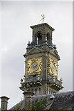 SU9085 : Clock on the house by Bill Nicholls