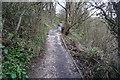 TA2169 : Headland Way at Danes Dyke by Ian S