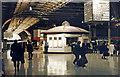 TQ2681 : Paddington station concourse, 1995 by Ben Brooksbank