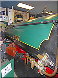 SX9265 : Bygones Museum, St Marychurch - locomotive by Chris Allen