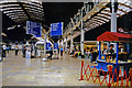 TQ2681 : Paddington station concourse, 2000 by Ben Brooksbank