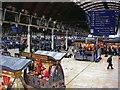 TQ2681 : Paddington station concourse, 2008 by Ben Brooksbank
