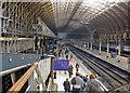 TQ2681 : Paddington station, 2010 by Ben Brooksbank