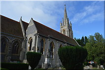 SU8586 : Church of All Saints' by N Chadwick