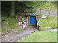 NS8712 : Entrance to the Lochnell Mine, Wanlockhead by Humphrey Bolton
