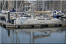 SX4854 : Take The Helm, Sutton Harbour Marina by N Chadwick