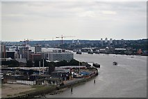 TQ4179 : The Thames Barrier by N Chadwick