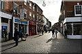 SK7081 : Carolgate, Retford by Julian P Guffogg