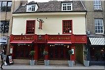 TL4458 : Café Rouge by N Chadwick