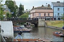 TL4458 : Magdalene Bridge by N Chadwick