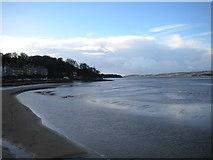 SD4578 : Kent estuary, Arnside (1) by Richard Vince