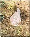 SP7310 : Old Milepost by A Rosevear & J Higgins